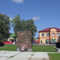 Мемориал Славы. Атяшево, Атяшево