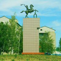 Памятник «Вестник»   .  mvn-sar, Лямбирь