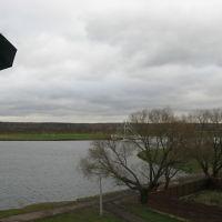 вид на Москву реку, Бронницы