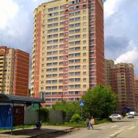Новые дома на ул. Бережок (05.2016), Ивантеевка