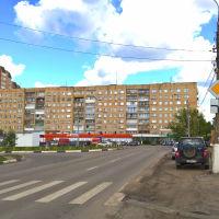 В микрорайоне Детская (05.2016), Ивантеевка