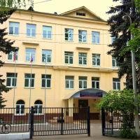 Школа №5 (ул. Дзержинского,7)  05.2016, Ивантеевка