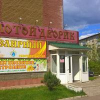 ул. Дзержинского,15а  (05.2016), Ивантеевка