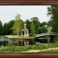 Часовня в Демьяново., Клин
