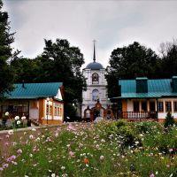 Церковь в Демьяново., Клин