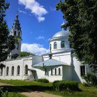 Церковь в с. Захарово., Клин