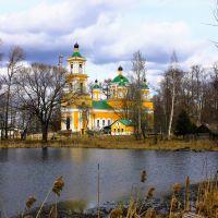 Церковь в с. Спас Заулок., Клин