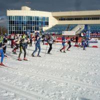 Красногорские лыжники, Красногорск