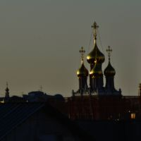 Москва 2017, Москва