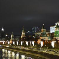 Москва 2018, Москва