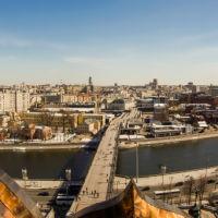 Панорама города, Москва