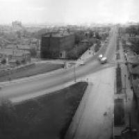 360гр панорама Марьиной рощи 1964г, Москва