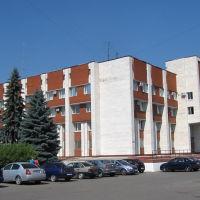 Здание администрации (новое), Орехово-Зуево