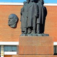 Памятник Морозовской стачке 1885г, Орехово-Зуево