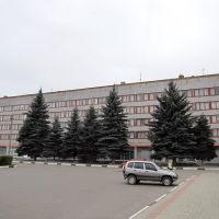 Гостинница на Октябрьской пл., Орехово-Зуево