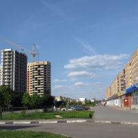 Центральный бульвар, Орехово-Зуево