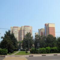 БРИЗ (новый жилой комплекс), Орехово-Зуево