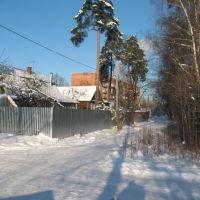 ул. Нижнепроектная, дома 19 и 21, Правдинский