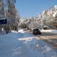 Дорога к дому, Правдинский