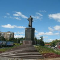 Основатель Пушкино Канонир войска Государя Ивана III Григорий Пушка., Пушкино