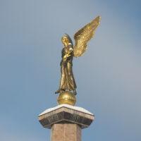 Ангел-хранитель города и его обитателей, Пушкино