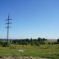 Окрестности деревни Шепилово, Пущино