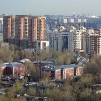 Вид на город., Реутов