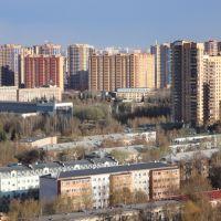 Вид на город, Реутов