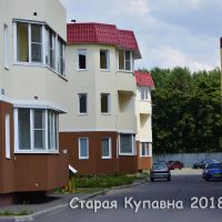 Москва 2016, Старая Купавна