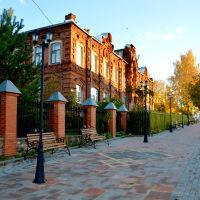 Талдом.Библиотека(Дом купца Н.Ф.Киселева), Талдом