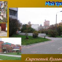 Сиреневый бульвар, Троицк