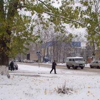 Первый снег, Шатура