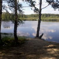 Голубые озера, Шатурторф