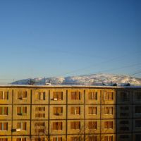 Вид из окна, Заозерск
