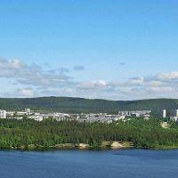 Панорама Ковдора, Ковдор