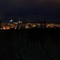 Ночной город, Ковдор