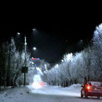 Зима в Никеле., Никель