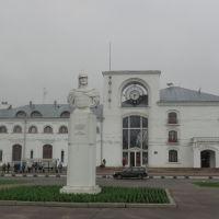 Вокзал, Новгород