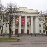 Музей изобразительных искусств, Новгород