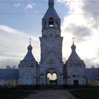Десятинный монастырь, Новгород