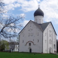 ц. Спаса Преображения 1374г., Новгород