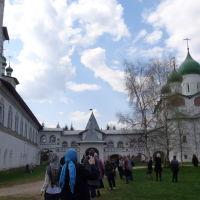 Николо-Вяжищский монастырь 1411г., Новгород