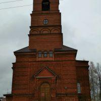 Церковь А.Невского, Окуловка