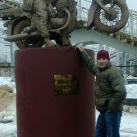 Памятник В.Цою, Окуловка