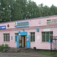 бывшая парикмахерская, Болотное