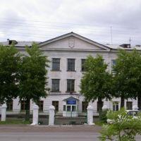 школа 16, Болотное
