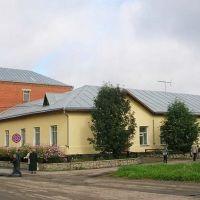 бывшая гостиница, Болотное