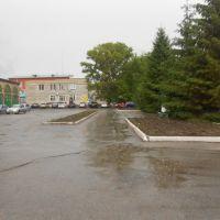после дождя, Карасук