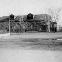 Сельский клуб (бывшая церковь) 3 апр 1970 г, Краснозерское