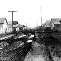 ул. Мира. апр. 1970, Краснозерское